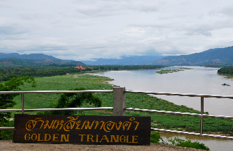 Thailande triangle d'or